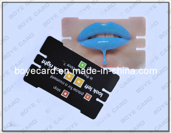 SGS Approved PVC Plastic Membership Smart Card pictures & photos