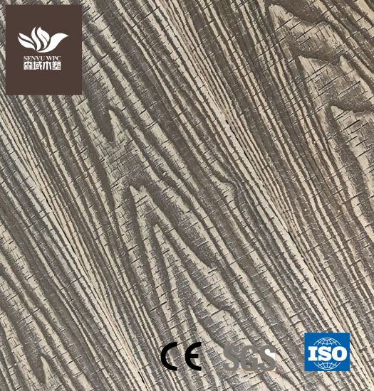 WPC No Maintenance on-Line Embossing Flooring