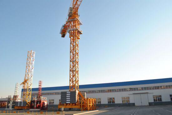 China Building Equipment Hydraulic Tower Crane Hammer Head Tower Crane Hammered Tower Crane Qtz315 (TC7040)