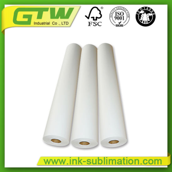 Economy High Quality Fast Dry 100GSM Dye Sublimation Transfer Paper