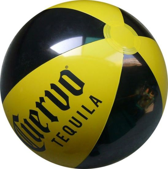 "16"" 6 Panel 13um Promotion Beach Ball (B1204) pictures & photos"