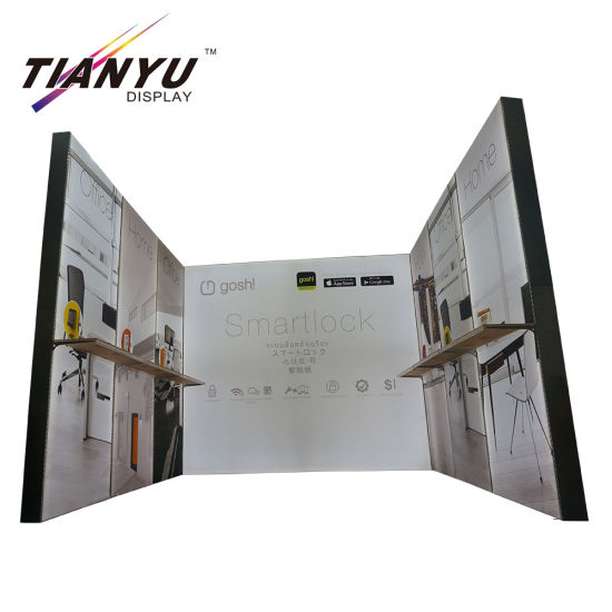 Exhibition Stall Design 3x3 : China popular aluminum exhibition booth stall china