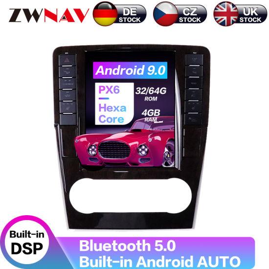 Tesla Car Screen for Mercedes Benz R280 R300 R320 R350 R450 Android Radio Multimedia DVD Player Car GPS Navigation 2005-2013
