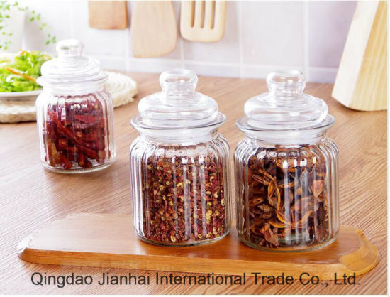 Creative Design Glass Storage Tank Glassware pictures & photos