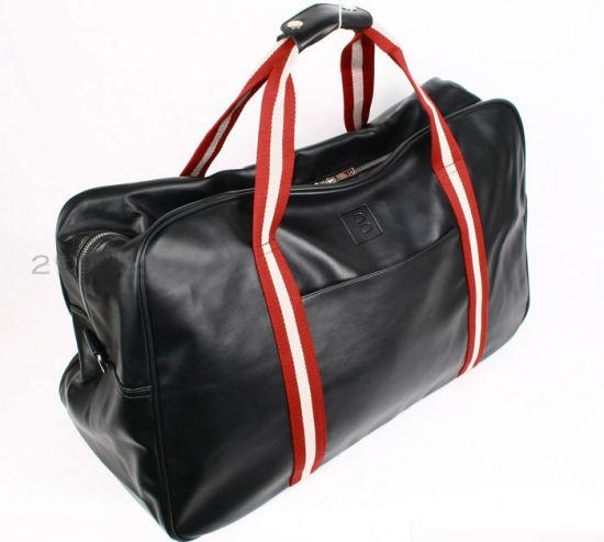 ec4a0740d China Vinyl PVC PU Leather Yoga Gym Sport Travel Bag - China Duffel ...