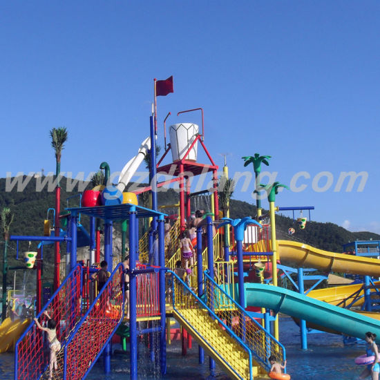 Features Style Water Amusement Park (DL-101802) pictures & photos