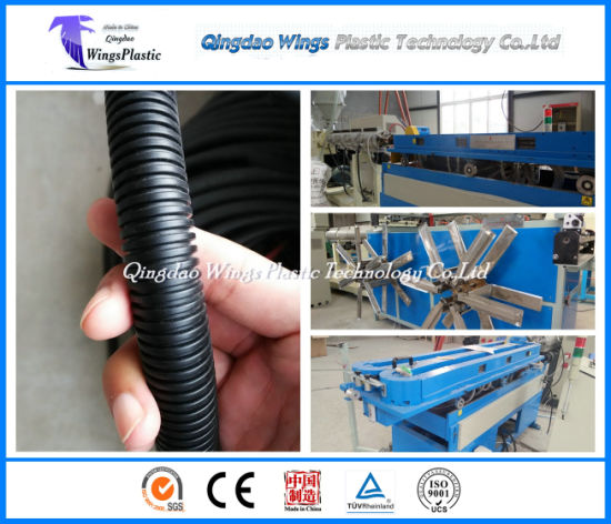 Single - Wall Corrugated Pipe Production Line for Sale in China pictures & photos
