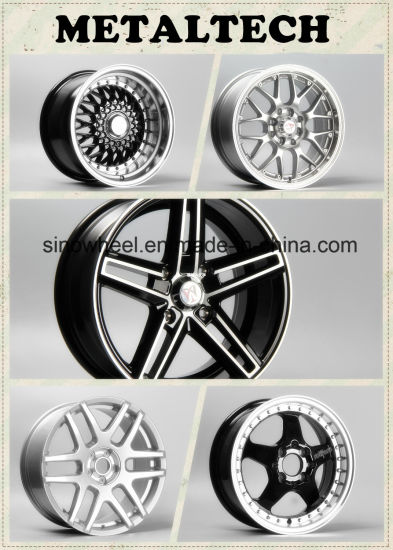 Alloy Wheel Rim High Quality Aluminum Wheel Rim