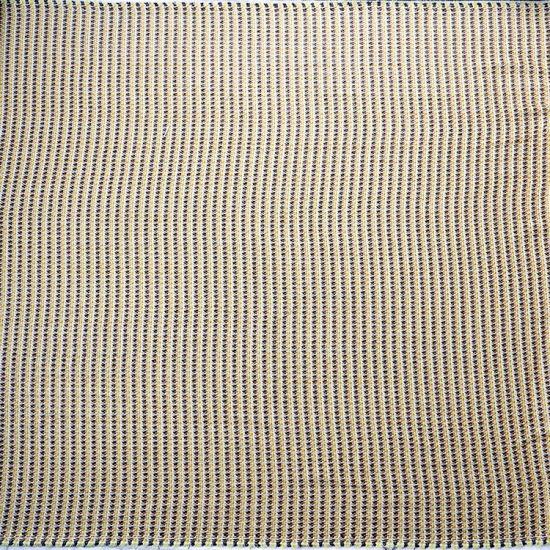 Thick Cotton Print Jacquard Fabric