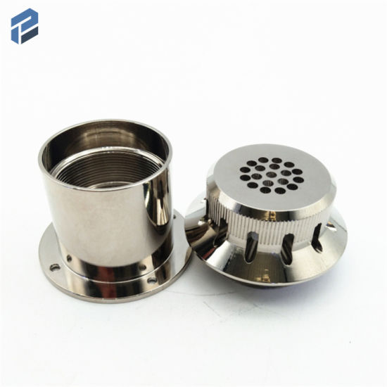 High Precision CNC Machining Aluminum Parts with Anodized