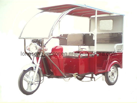 Three Wheel Electric Passenger Tricycle