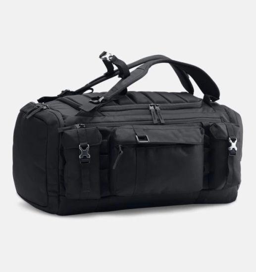 Heavy Duty Cordura Range Duffel Duffle Bag Backpack for 15'' Laptop