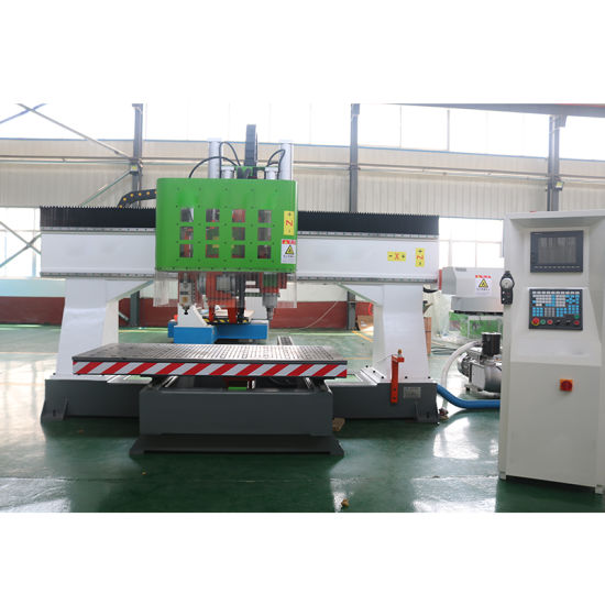 Advance Tech CNC Woodworking Machine with Low Waste