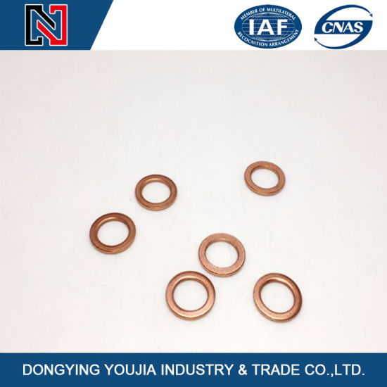China Manufacturers Stainless Steel Plain Washer