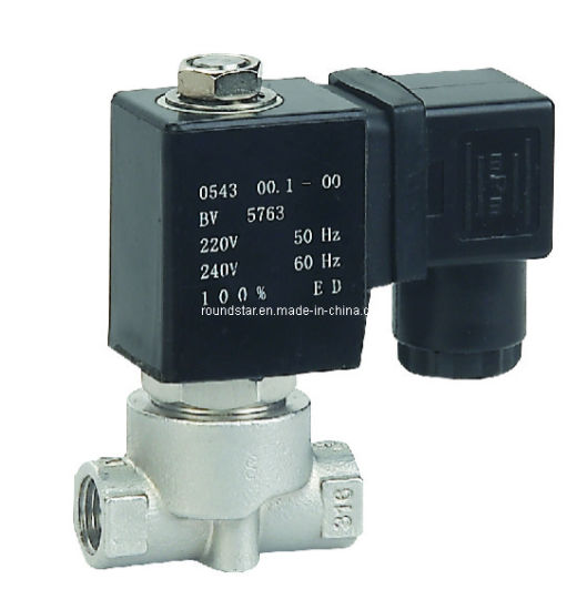 2W-050-08 Gas and Liquid Solenoid Valve pictures & photos
