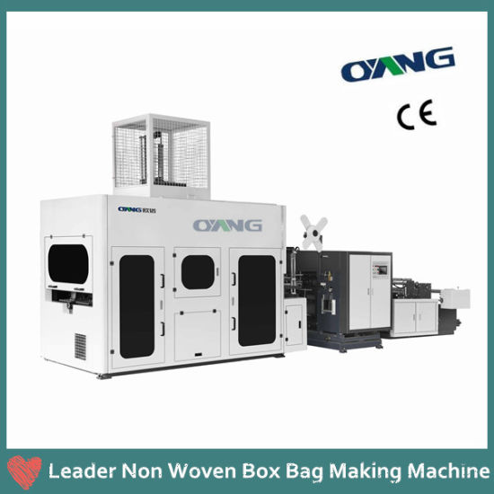 Wholesale Non-Woven Bag Making Machine pictures & photos