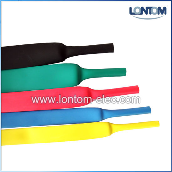 2 1 Cable Sleeve PE Heat Shrink Tube Halogen Free