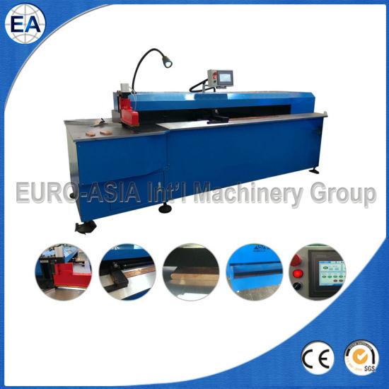 Ea Professional CNC Busbar Sawing/Cutting Machine