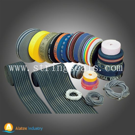 Hot Sell Woven Elastic Tape pictures & photos