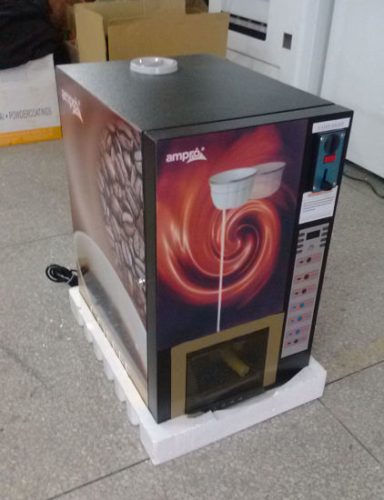 F302 Hot & Cold Vending Machine (Portable)