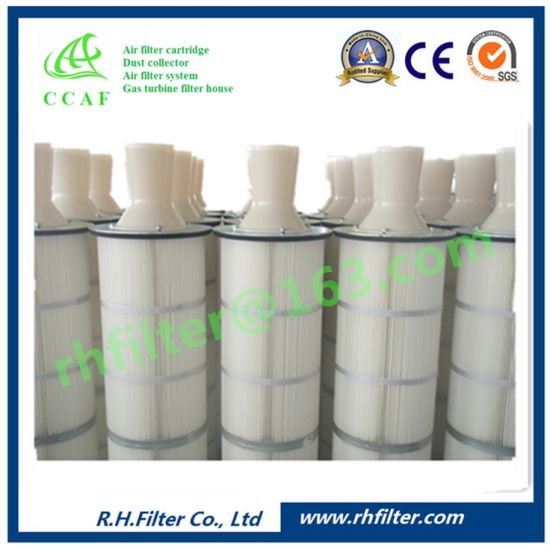 Ccaf Polyester Air Filter Cartridge for Dust Collector