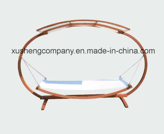 Hammock chair wooden frame