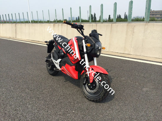 60V2000W Fast Electric Motorcycle (SP-EM-01) pictures & photos