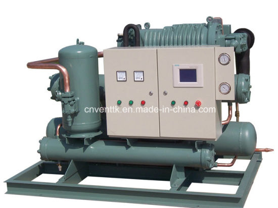 Freezer Commercial Food Refrigeration Compressor Freezing Condensing Unit pictures & photos