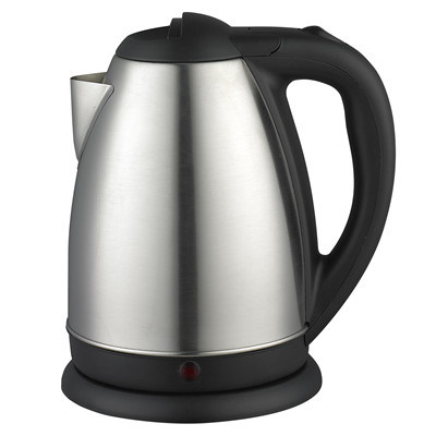 220V Ce/CB RoHS 1.8L 7 Cups Auto Shut-off 360 Degree Ratation Cordless Stainless Steel Water Electric Kettle