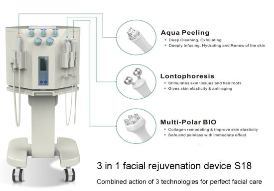 China Skin Blackhead Removal Cleaning SPA Dermabrasion