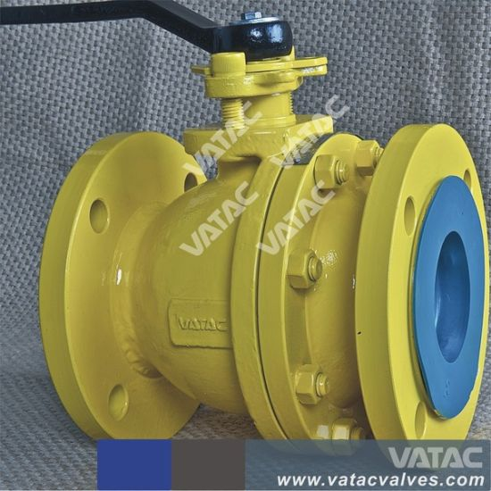 Vatac Manual Floating Ball Valve pictures & photos