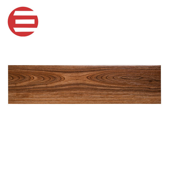 China Good Quality 150x600mm Wooden Finish Ceramic Flooring Tile In