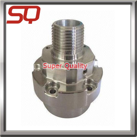 Metal Machine Parts by CNC Precision CNC Milling Machine Parts pictures & photos