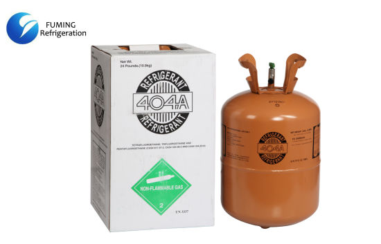 China Cooling System R502 Replacement R404A Refrigerant Gas, 3337 Un