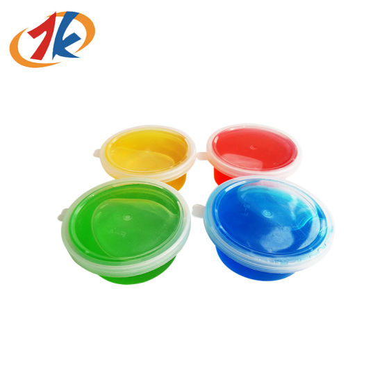 Promotion Kid safety and Harmfulness Colorful Slime Toy pictures & photos