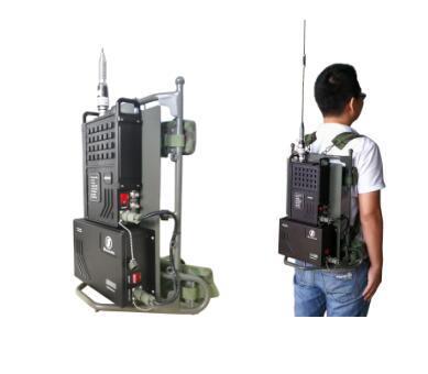 Manpack Cofdm Factory Priced 5 Km - 200km Audio Video Transmitter 15W