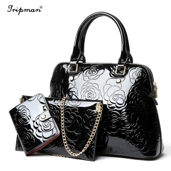 Woman Pu Leather Handbags Clutch Bags