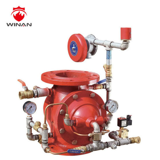 High Quality Deluge Alarm Valve for Fire Alarm System pictures & photos