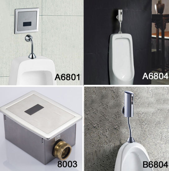 Top Grand Brass Automatic Toilet Flusher Valve pictures & photos