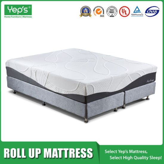 Quality Roll up Royal Comfort Visco Foam Mattress