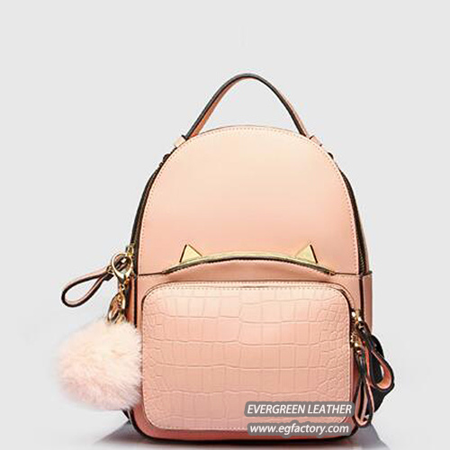 Children School Bag Fashion Trvalling Bags Trendy Backpack Genuine Leather  Bag with Wholesale Price Emg5165 9597149c0281f