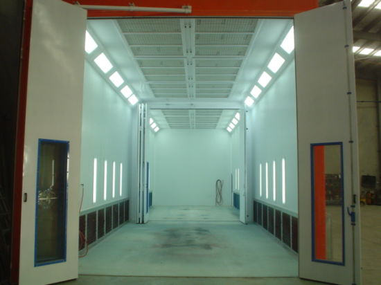 High Efficiency Furniture Spray Booth with Lower Price pictures & photos