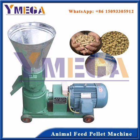 Cow Goat Rabbit Food Small Feed Pelletizer Machine pictures & photos