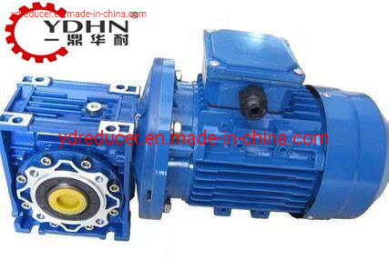 Factory Direct Supply Wholesale Ynmrv Series Worm Gearbox with Flange Match Motor