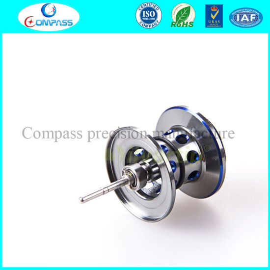 China Customized Fishing Rod/Pole/Reel Aluminium Parts with