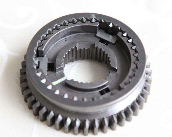 Automobile Transmission Parts Powder Metallurgy Gear Hub Synchronizer