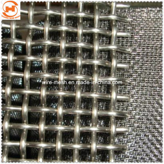 Stainless Steel/Hastelloy Crimped Wire Mesh