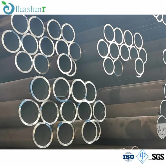 ASTM A 53M/ASTM A 106M/JIS G 3454/JIS G 3455/JIS G 3456 Seamless Steel Pipe for Liquid Service/Building Material/Water