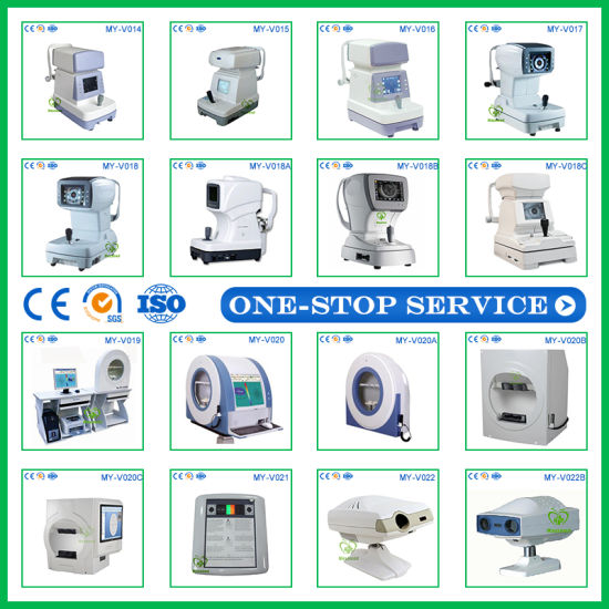 China Top Quality Low Price Medical Ophthalmic Eye Test Instruments Ophthalmology Equipment pictures & photos