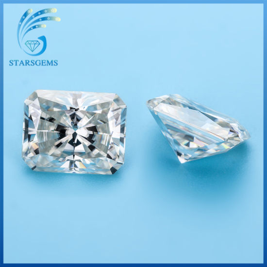Octagon Shape Radiant Cut 8X10mm 3cts Moissanite Diamond at Cheap Price pictures & photos
